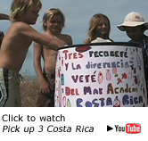 Pick Up 3 - Costa Rica